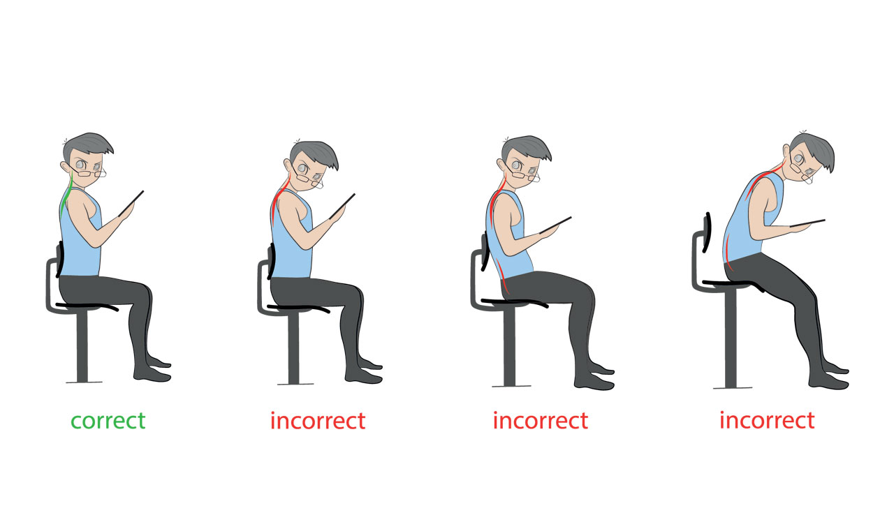 Exercises To Combat Text Neck