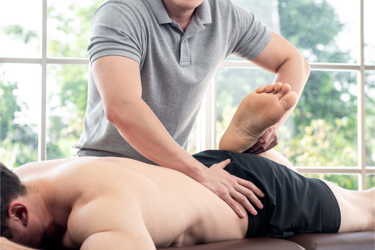 The benefits of chiropractic massage