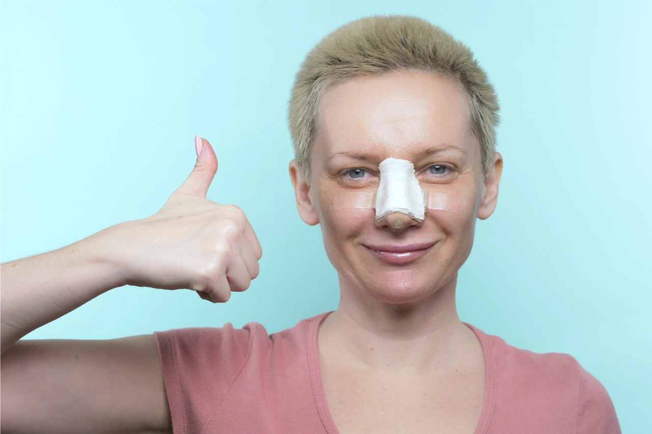 Optimum Chiropractic Moves for Relief of Bruising and Swelling After Nose Surgery