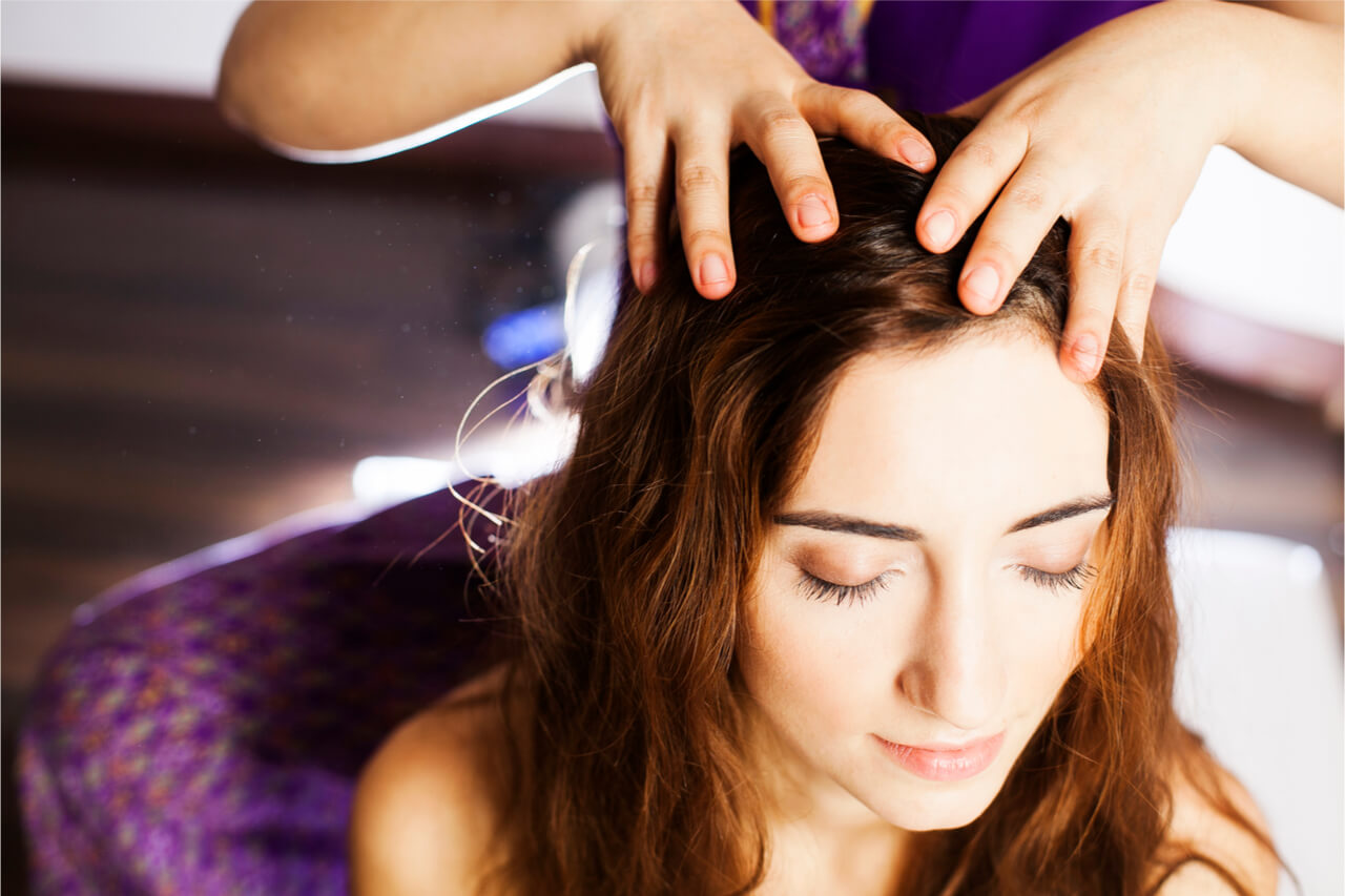 Benefits of Head and Neck Massage
