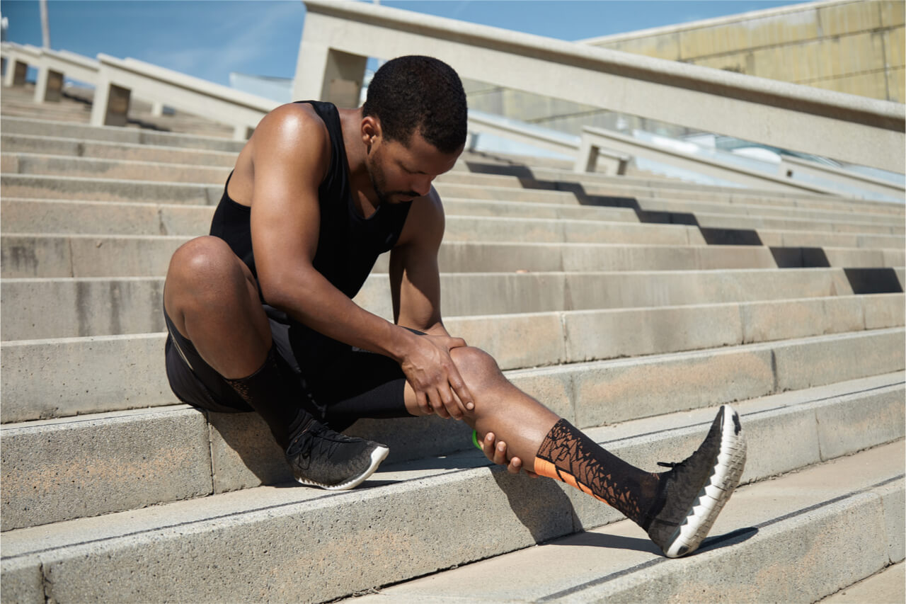 When Does Calf Muscle Strain happen? (Symptoms, Causes, Treatment)