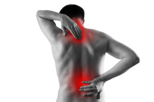 upper and lower back pain