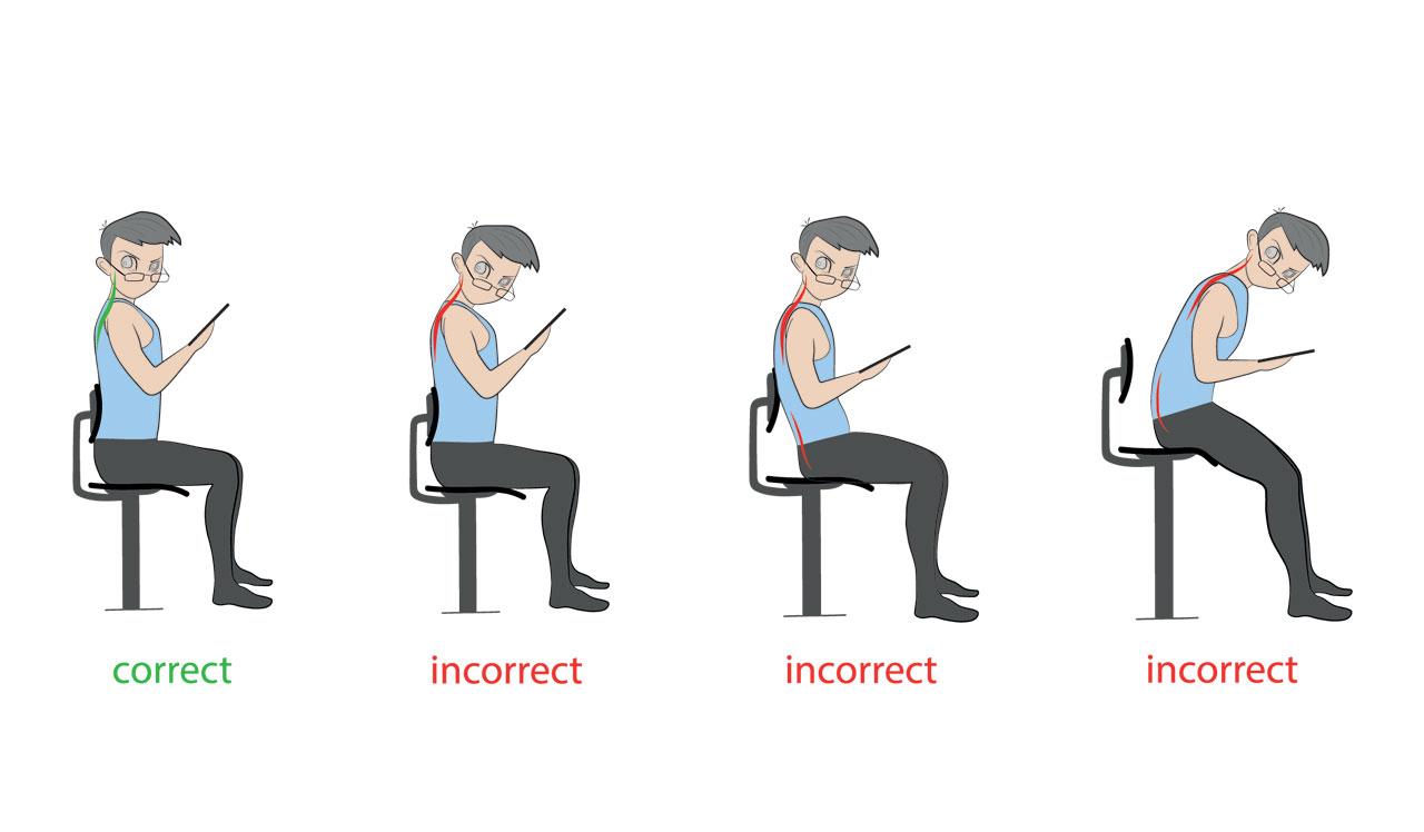 Exercises To Combat Text Neck